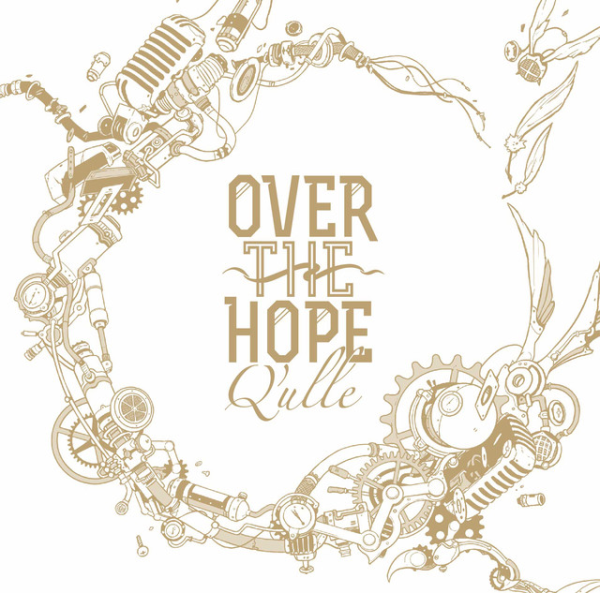 qulle-over-the-hope-album-cover