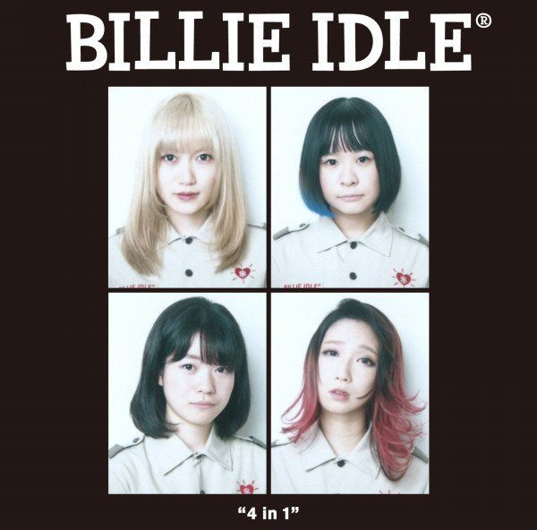 billie-idle-4-in-1-the-official-bootleg-cover